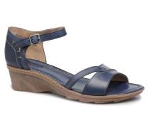 Paorla mohair prussi Sandalen in blau