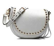 Unlined Saddle Bag Handtaschen für Taschen in weiß