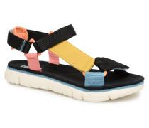 Oruga 7 Sandalen in schwarz