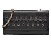 L'ŒILLET Pochette compagnon Mini Bags für Taschen in schwarz