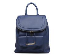 Foldover Backpack Rucksäcke für Taschen in blau