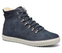 Mika Bootie Sneaker in blau
