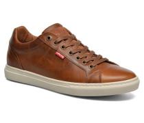 Perris Derby Sneaker in braun