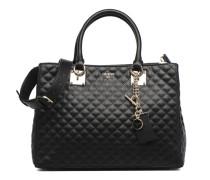 Porté main Girlfriend Satchel Rochelle Handtaschen für Taschen in schwarz