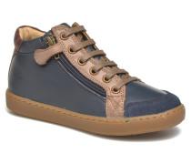 Play Hi Bi Zip Sneaker in blau