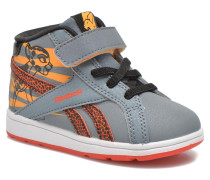 The Lion Guard Court Mid Sneaker in grau
