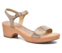 Irita 3 Sandalen in silber