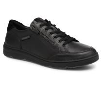 Jeremy Sneaker in schwarz