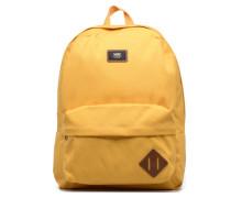 OLD SCHOOL II Rucksäcke für Taschen in gelb