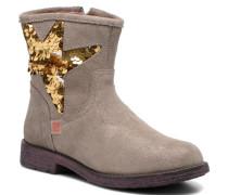 Vagabunda Agatha Stiefeletten & Boots in beige