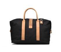Weekender Reisetasche in schwarz