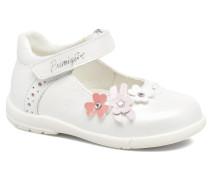 Coleta Ballerinas in weiß