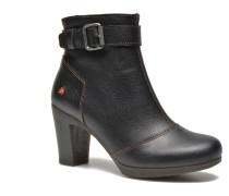 Rio 296 Stiefeletten & Boots in schwarz