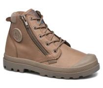 Hi Cuff Wp K Stiefeletten & Boots in braun