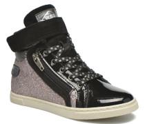 Veleda Glit Sneaker in schwarz