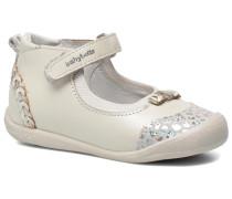 Sigogne Ballerinas in weiß