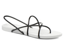 Philippe Starck Thing G Fem Sandalen in weiß