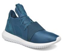 Tubular Defiant W Sneaker in blau