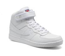 Falcon Mid Sneaker in weiß
