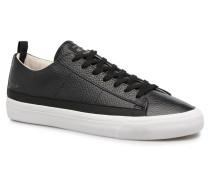 Low Cut Shoe MERCURY LOW LEATHER Sneaker in schwarz