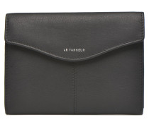 VALENTINE Portefeuille poche zippée Portemonnaies & Clutches für Taschen in schwarz
