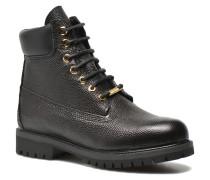"""Icon 6"""" Premium Boot Stiefeletten & Boots in schwarz"""
