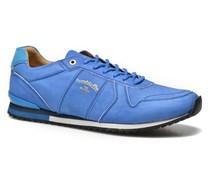 Teramo Vintage Sneaker in blau