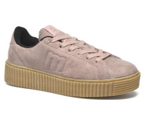 Crepa Sneaker in braun