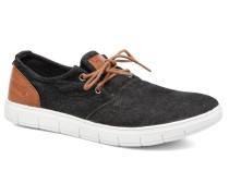 Bambu 84553 Sneaker in schwarz