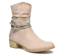 Flep Stiefeletten & Boots in beige