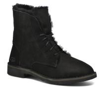 W Quincy Stiefeletten & Boots in schwarz
