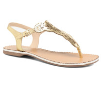 Lill Sandalen in goldinbronze