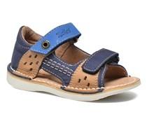 Wasabi Bis Sandalen in blau