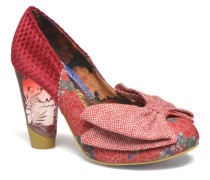 Bowtina Pumps in rot