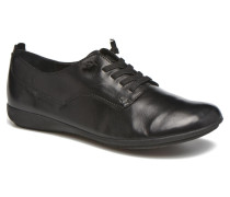 Faye 13 Schnürschuhe in schwarz