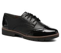 Pomina Schnürschuhe in schwarz