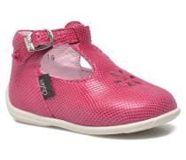 Odjumbo Sommerschuhe in rosa