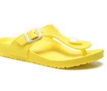 Gizeh EVA Sandalen in gelb