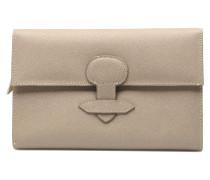 Cléa Portemonnaies & Clutches für Taschen in beige