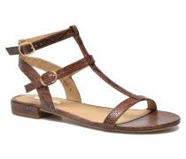 Aely Bis Sandal Sandalen in braun