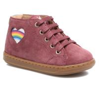 Bouba Heart Stiefeletten & Boots in rosa