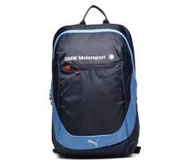 BMW Motorsport Sac à dos Rucksäcke für Taschen in blau