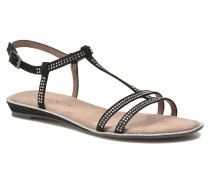 Lubela Sandalen in schwarz