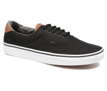Era 59 Sneaker in schwarz