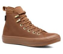 Chuck Taylor WP Boot Nubuck Hi Sneaker in braun