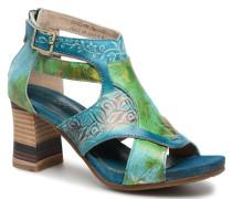 Celeste038 Sandalen in blau