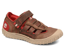 Castleton Sporty Fisherma Sandalen in braun