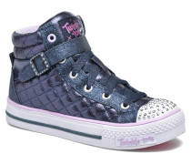 Shuffles Sweetheart Sole Sneaker in blau