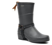 Miss Julie Stiefeletten & Boots in grau