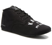 Basfam Sneaker in schwarz